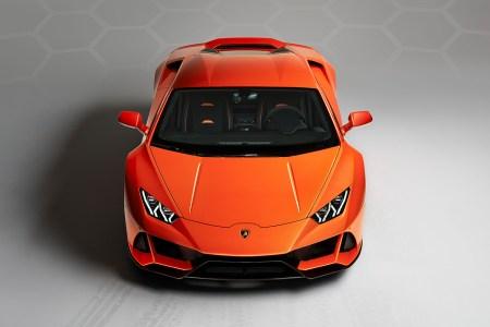 Lamborghini Huracán Evo supercar