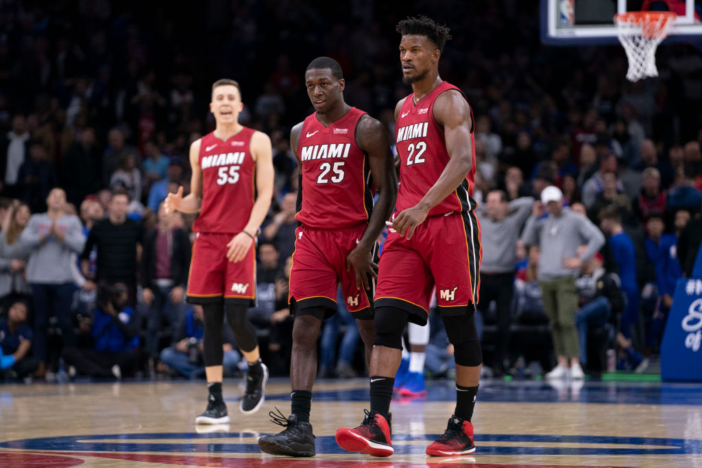 Miami Heat are a surprise contender