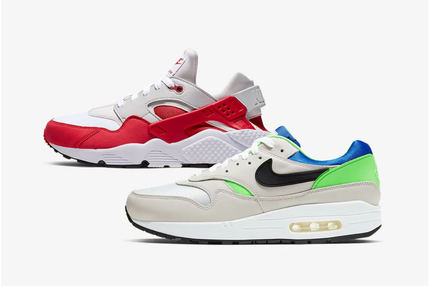 Two of Nike's Most Iconic Shoes, Now in Reversed Original Colorways