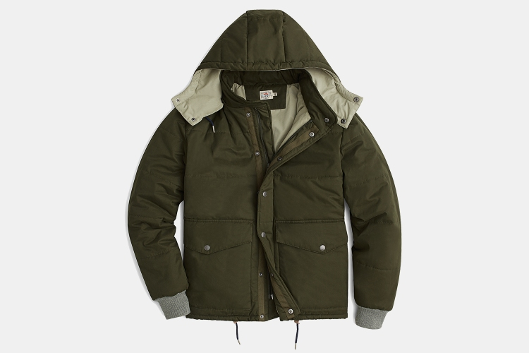 Faherty Men's Polar Fjord Puffer