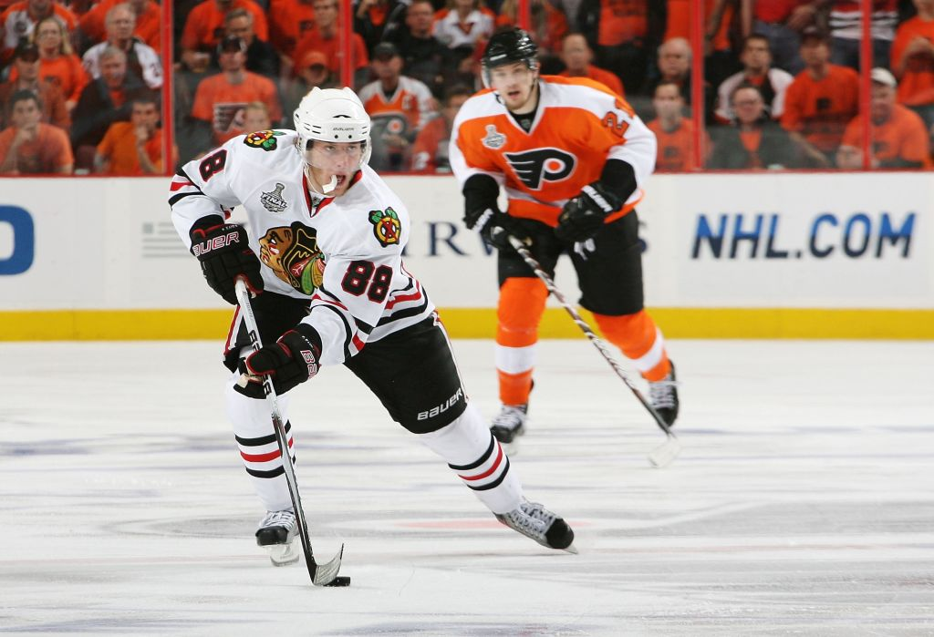 "Patrick Kane Nabs ""Goal of the Decade"" for 2010 Stanley Cup Winner"