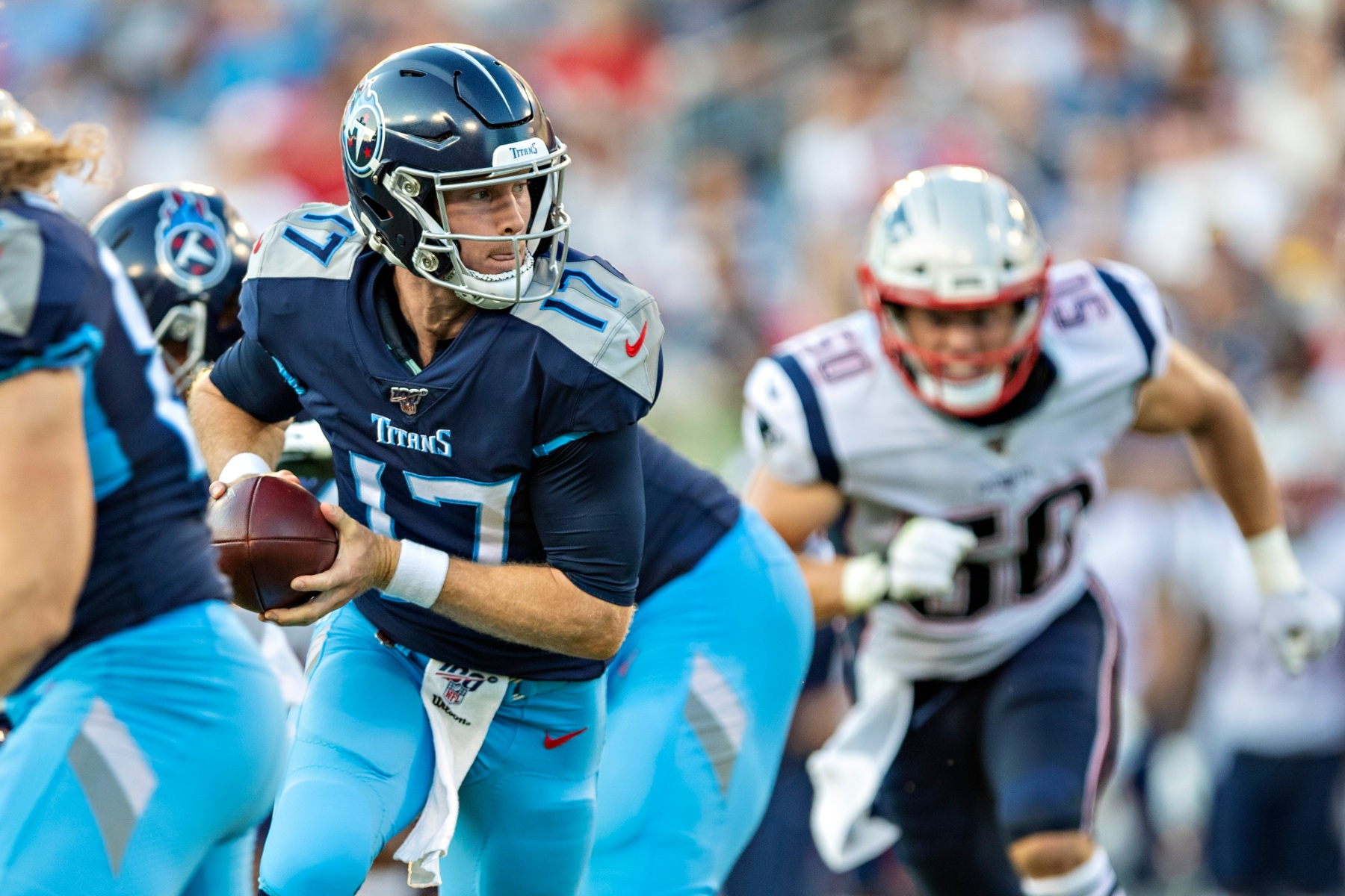 How to Bet Wildcard Weekend in the NFL, including Titans-Patriots and Seahawks-Eagles