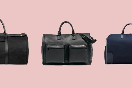 The 5 Best Travel Bags for Carrying a Suit