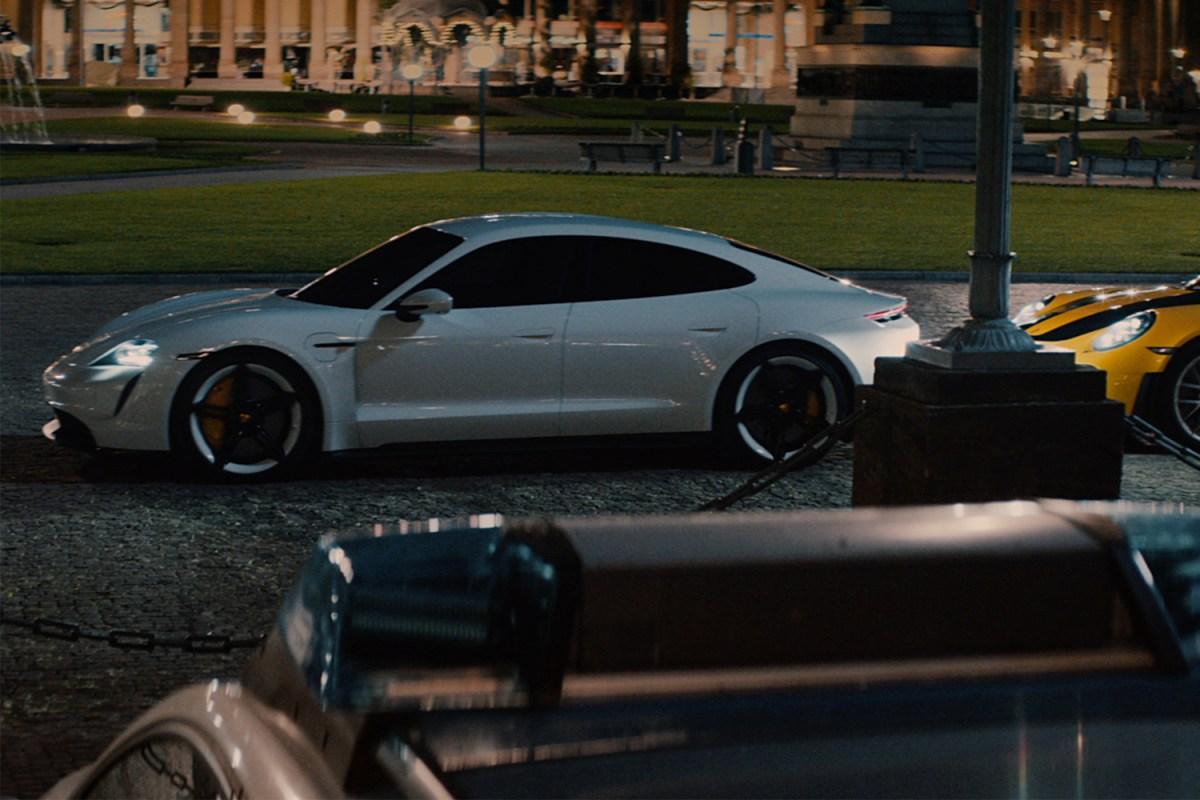 Porsche Super Bowl Werbung