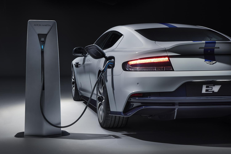 Aston Martin Rapide E All-Electric Vehicle