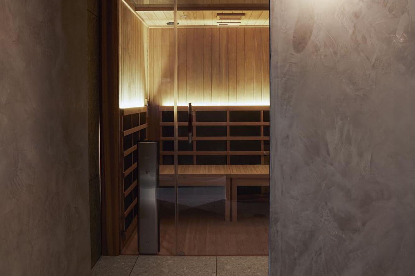 remedy place infrared sauna