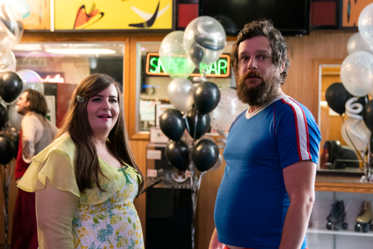"Luka Jones and Aidy Bryant on ""Shrill"""