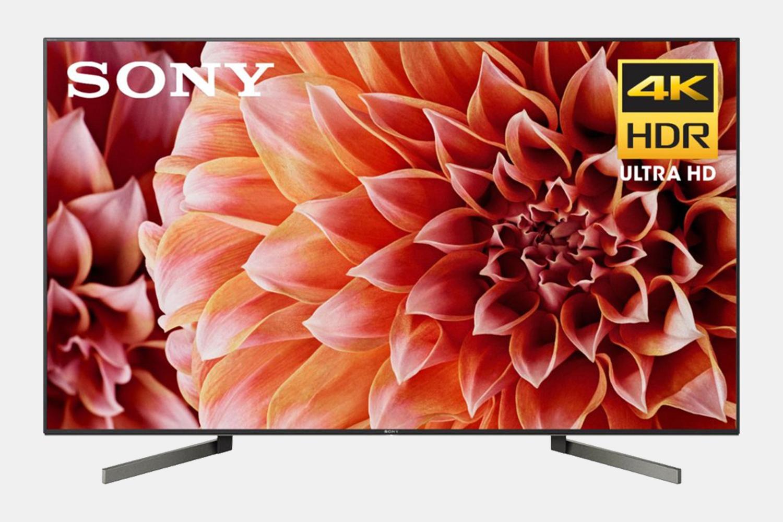 Sony 65-Inch 4K Ultra HD TV
