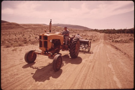 1970s tractor