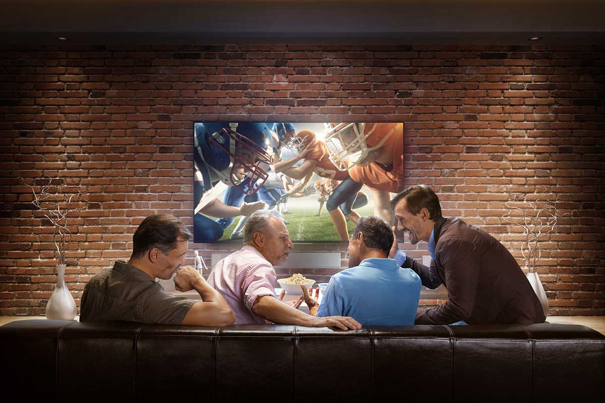 The 5 Best TV Deals for Super Bowl Week and Beyond
