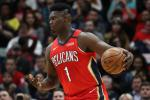 Zion Williamson's NBA Debut