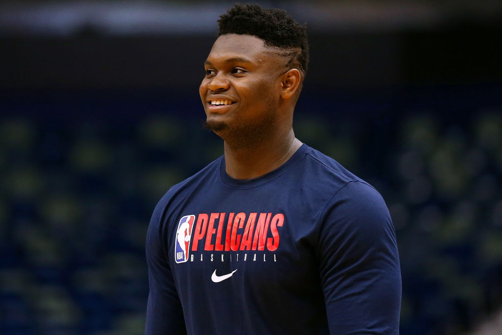 ESPN Pulling Out the Stops Promoting Zion Williamson's NBA Debut
