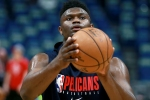 Zion Williamson's NBA Debut Date Set for Later This Month