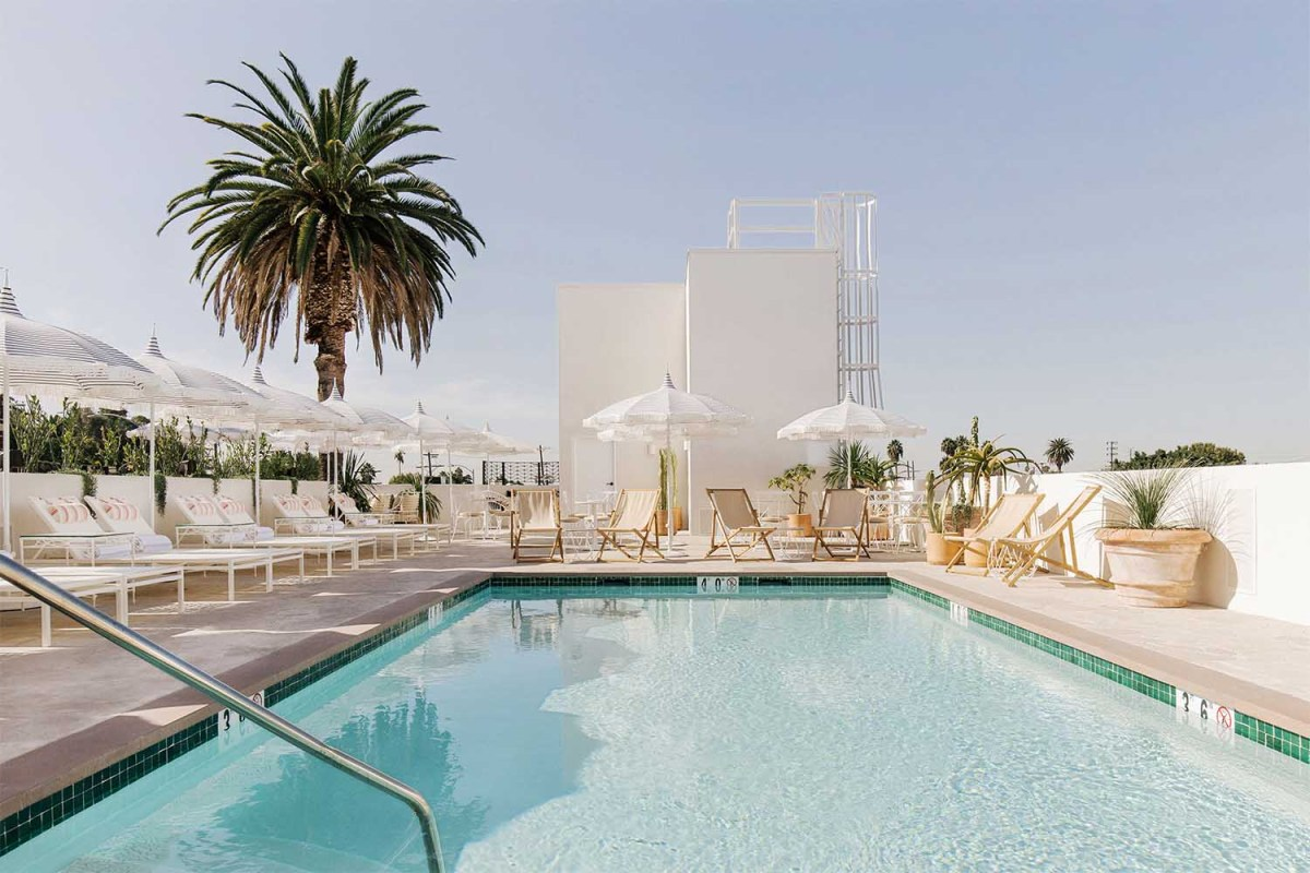 Review: Silver Lake's First Hotel Sets the Bar Very High