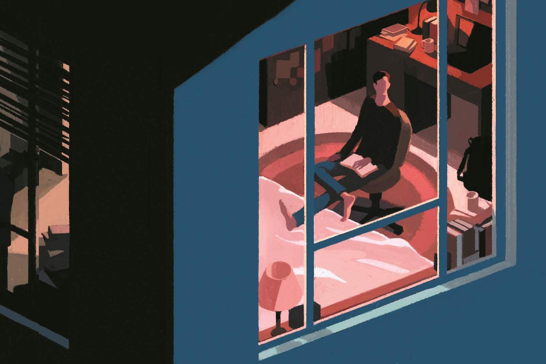 Teddy Wayne novel Apartment