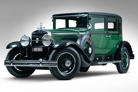 Al Capone's 1929 Cadillac is for sale