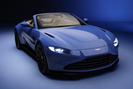 Aston Martin 2020 Vantage Roadster Convertible