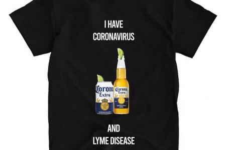 Coronavirus merch