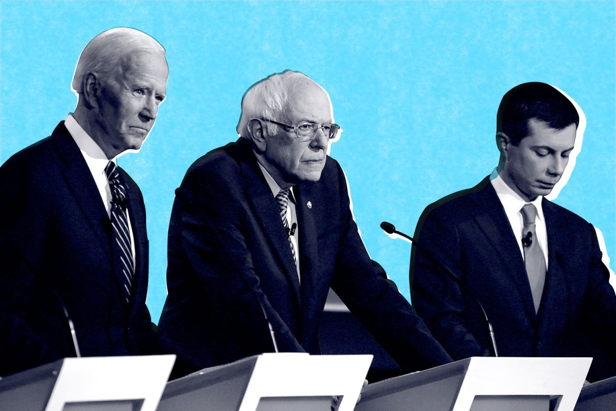 Who's the Best-Dressed Man in the Democratic Primaries?
