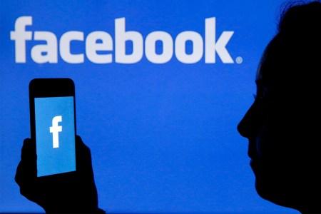Facebook social media user