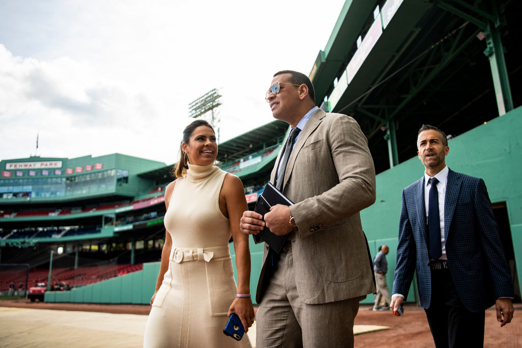 ESPN Sunday Night Baseball Visits Green Monster