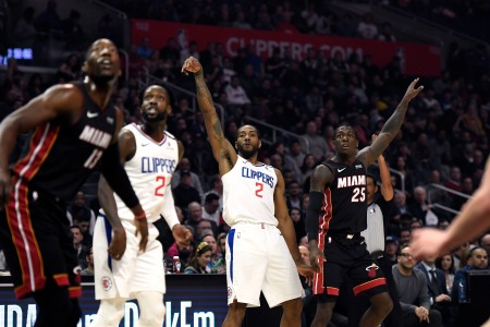 The Clippers and Heat were big winners at the trade deadline.