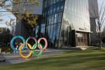 Tokyo 2020 rings