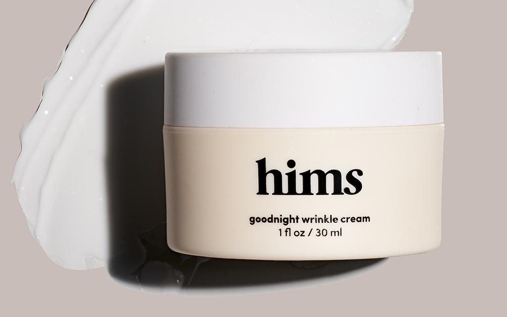 Hims Goodnight Wrinkle Cream
