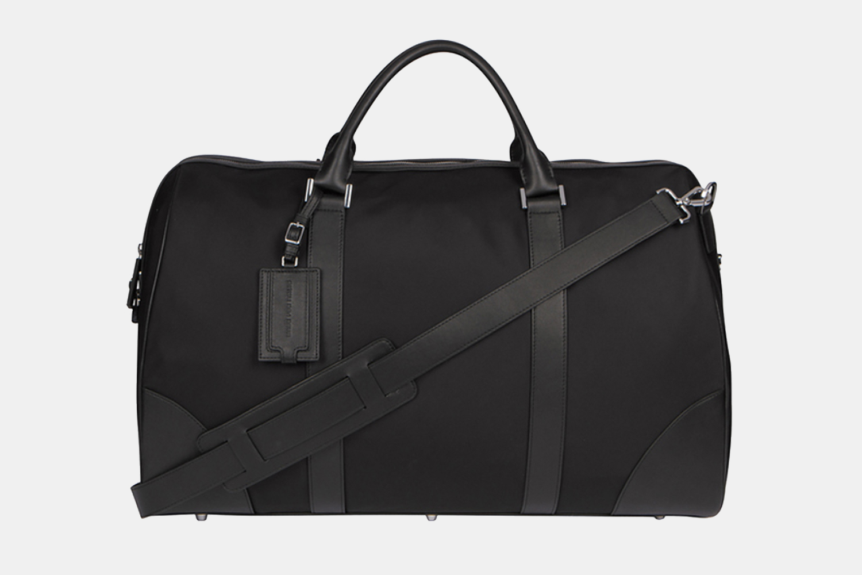 Italic men's weekender travel bag