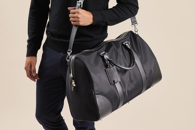 Italic Miles Weekender Duffel Bag for Men