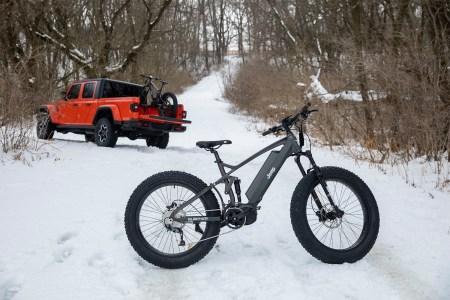 Jeep All-Terrain e-Bike