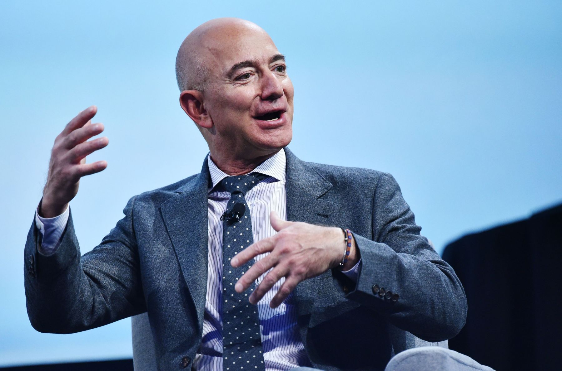 bezos earth fund