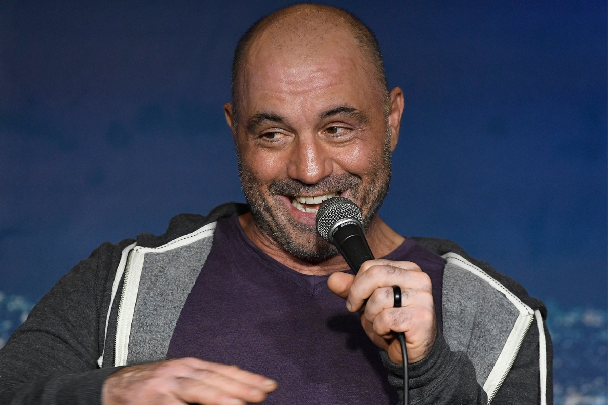Joe Rogan is the top-earning podcaster in the U.S.