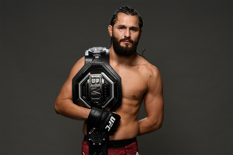 "UFC fighter Jorge ""Gamebred"" Masvidal"