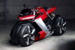 Lazareth LM 410 Four-Wheeled Motorcycle