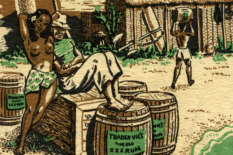 trader vics archival rum