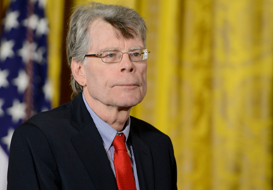 Stephen King Quits Facebook