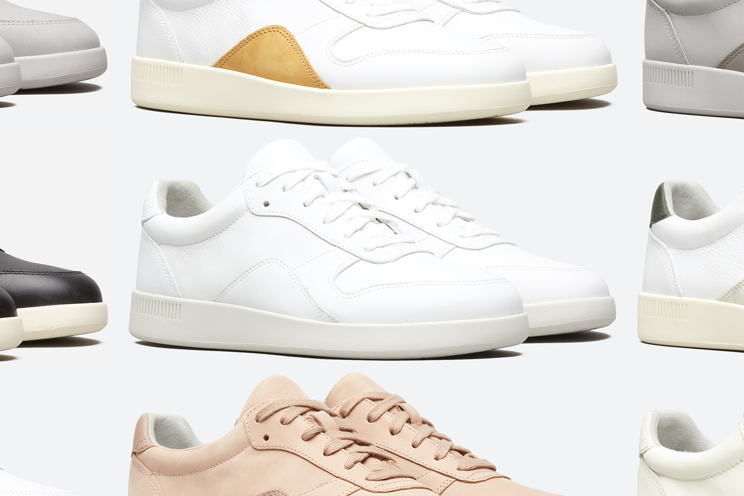 Why Everlane's New Court Sneaker Is