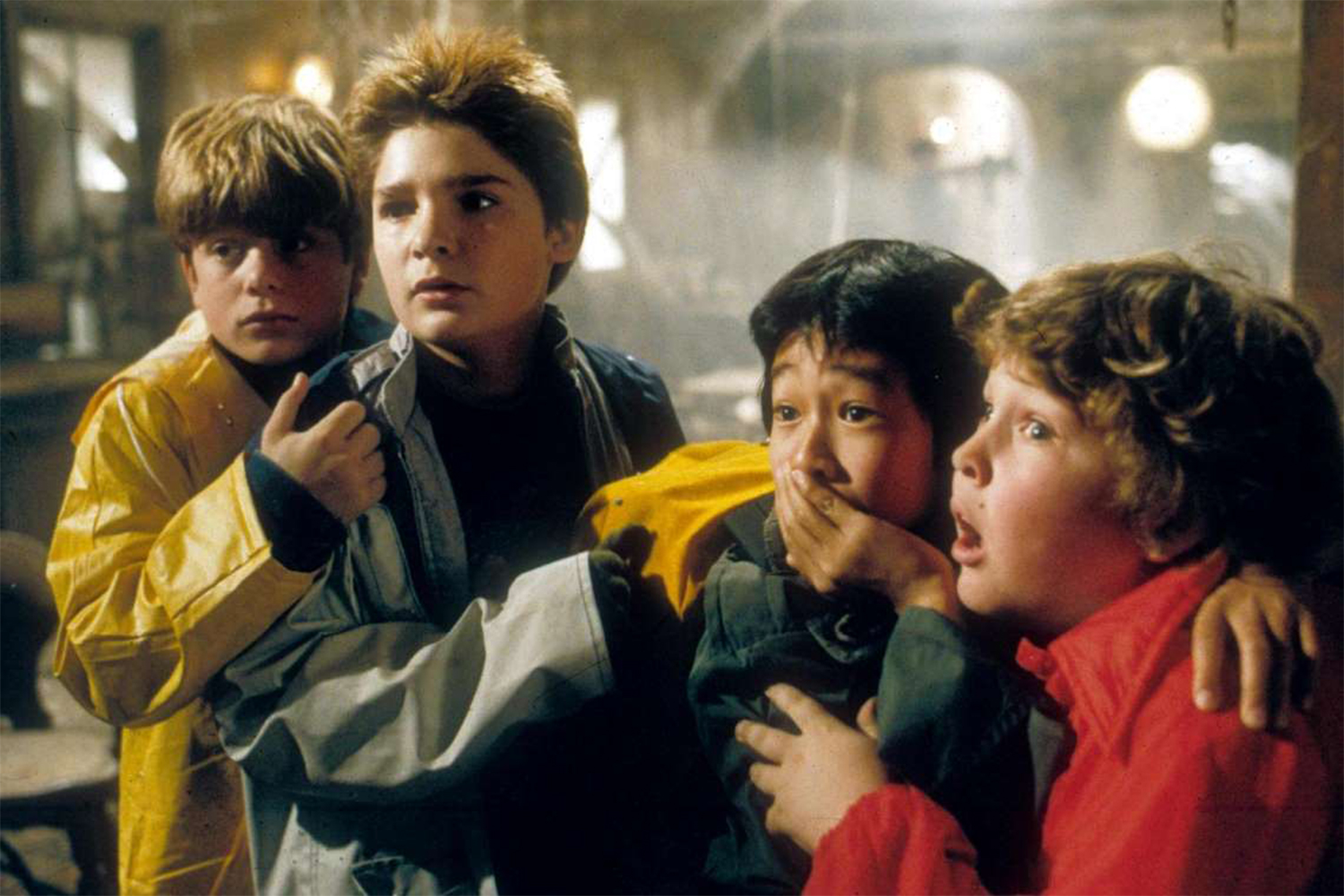 The Goonies 1985 movie still