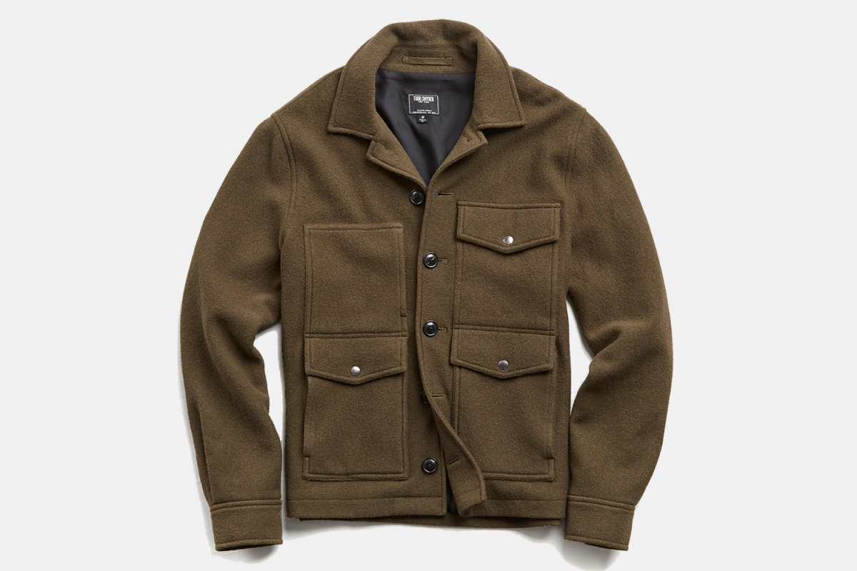 One of Todd Snyder's Best Jackets Is $300 Off for Some Reason