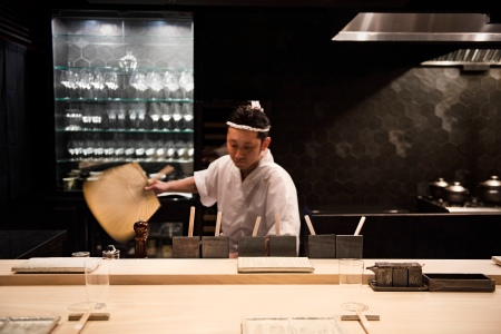Yoshiteru Ikegawa's new Manhattan spot is a welcomed addition to the NYC food map.