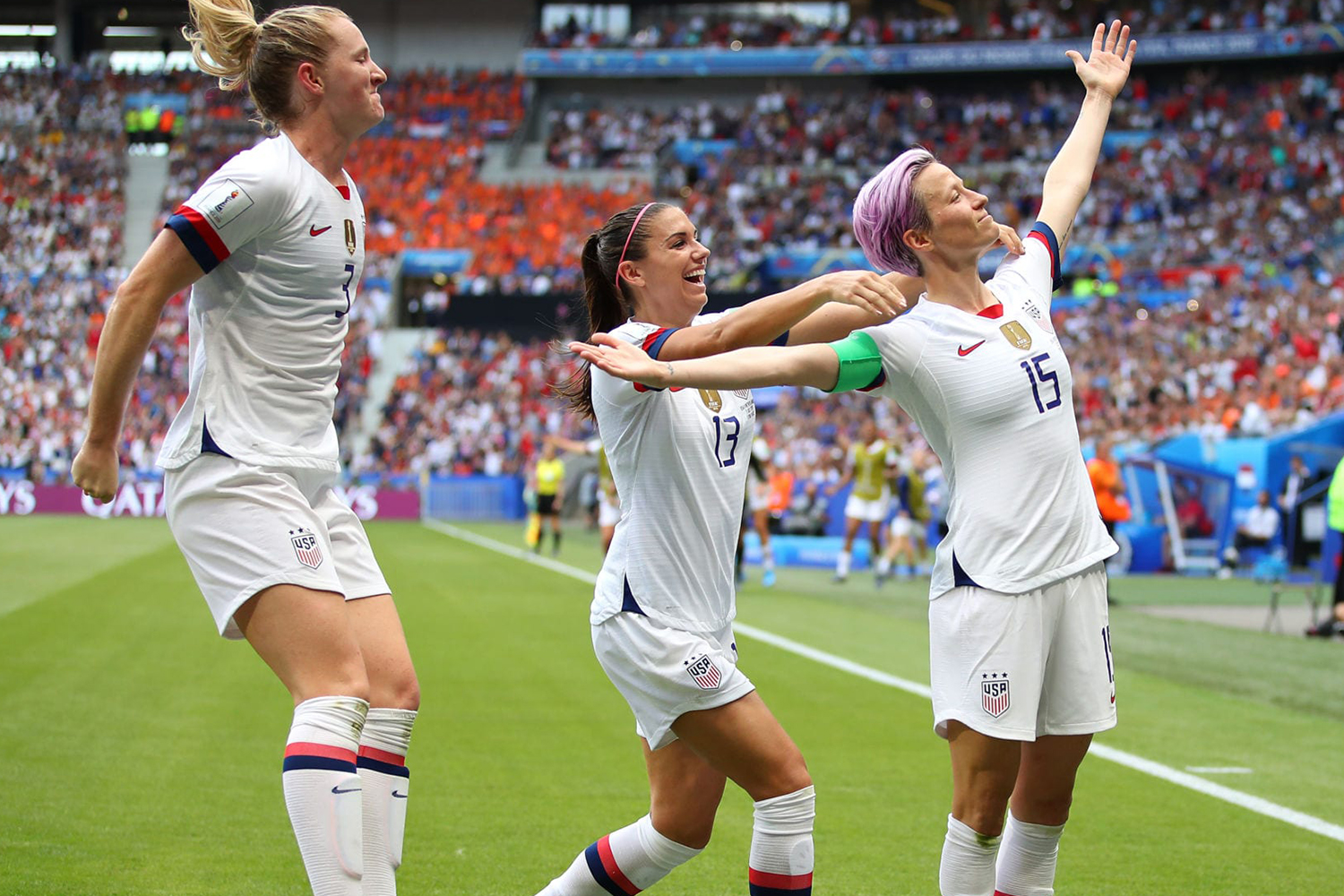 USWNT Seeking More Than $66M in Damages From US Soccer