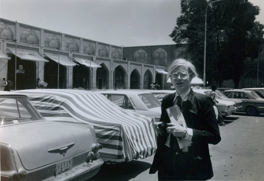 Andy Warhol in the 1970s