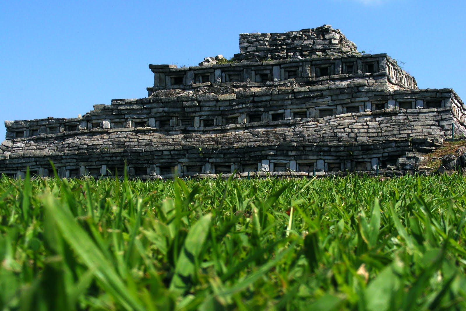 zona Arqueológica de Yohualichan puebla