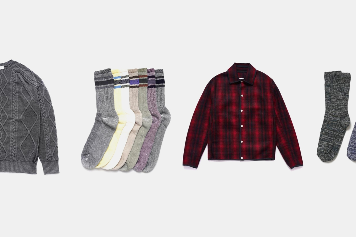 Deal: Get 3 Pairs of Socks for $30 at American Trench