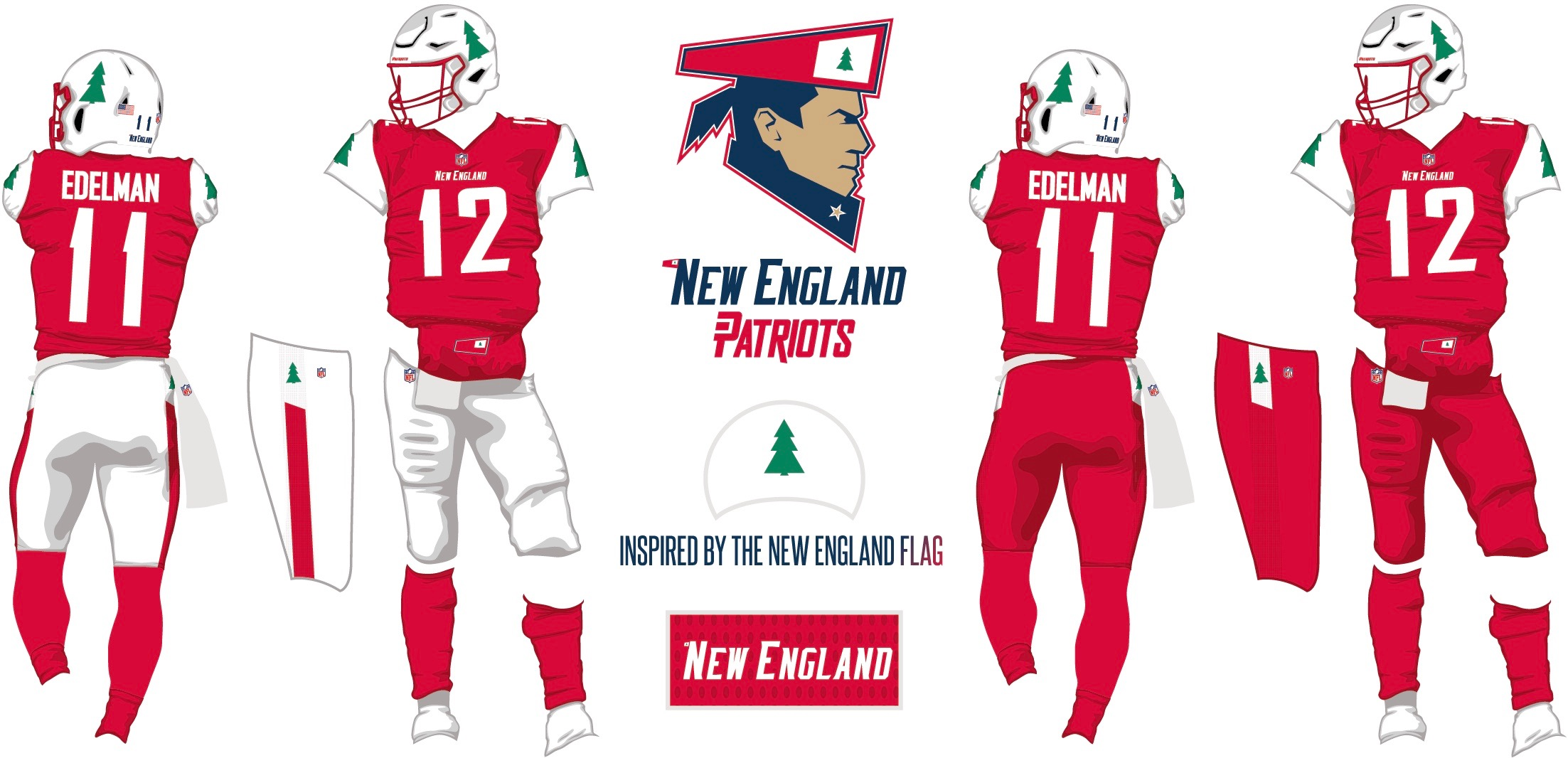 tim batzinger uni watch pats redesign contest