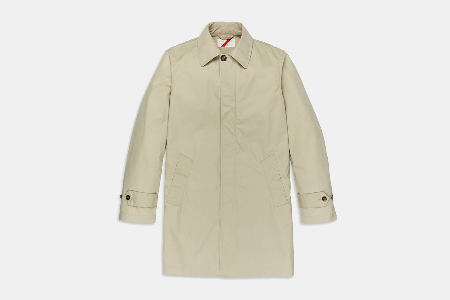 Best Made Co. Men's Mac Coat
