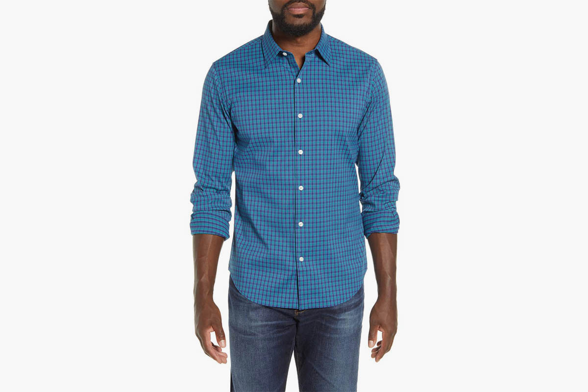 Take 40% Off Performance Dress Shirts at Nordstrom