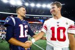 Tom Brady Rumored as Eli Manning's Successor for Giants