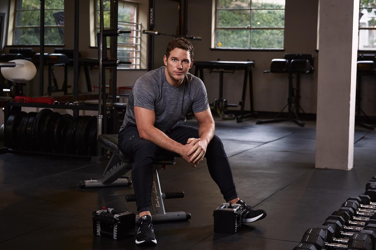We Asked Chris Pratt for His Gym Routine and He Obliged